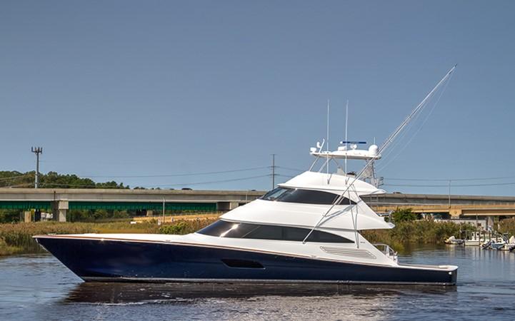 2020 VIKING Enclosed Bridge w/ Skybridge Sport Fisherman 2525007
