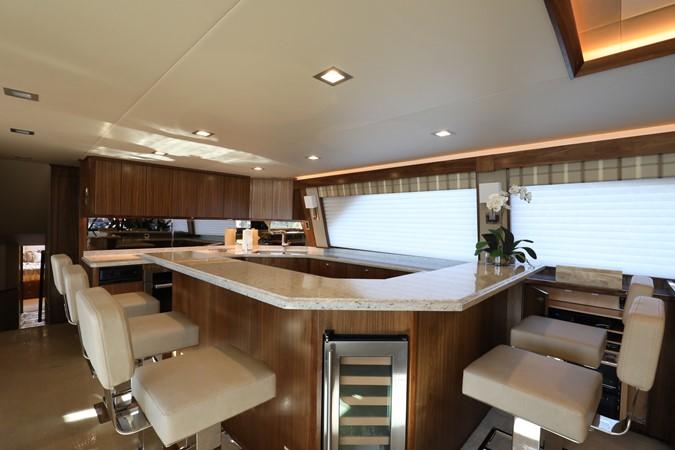 2020 VIKING Enclosed Bridge w/ Skybridge Sport Fisherman 2525013