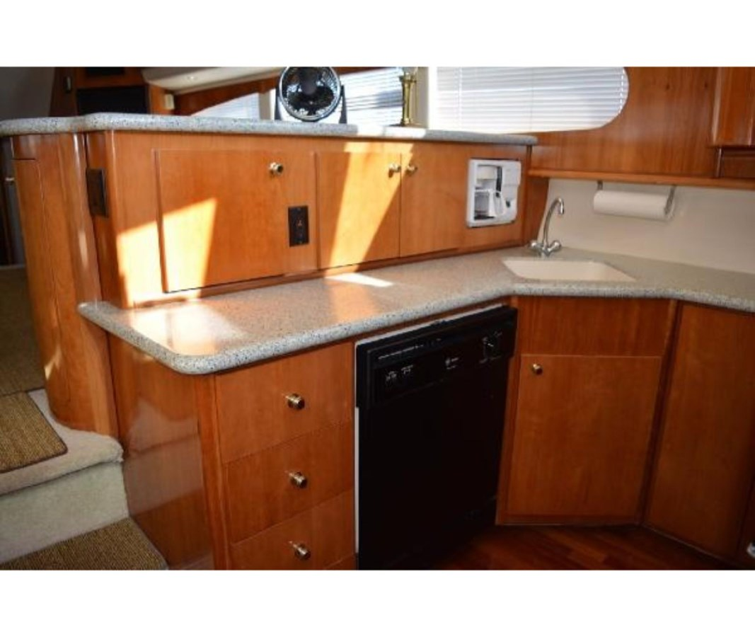 Galley 2 2001 CARVER 46 Motor Yacht Motor Yacht 2524713