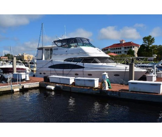 Starboard 2001 CARVER 46 Motor Yacht Motor Yacht 2524685