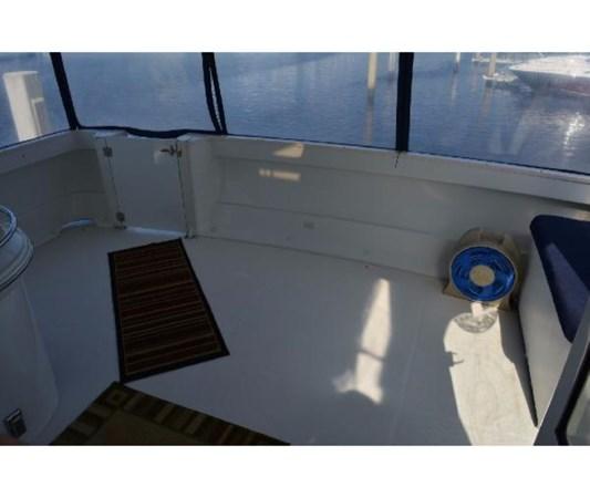 Aft Deck 2001 CARVER 46 Motor Yacht Motor Yacht 2524691