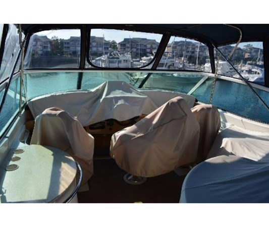 Bridge Covers 2001 CARVER 46 Motor Yacht Motor Yacht 2524698