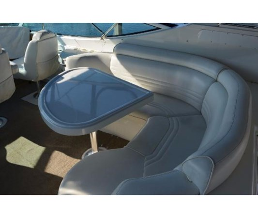 Bridge Table 2001 CARVER 46 Motor Yacht Motor Yacht 2524703