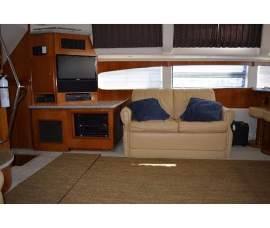 Entertainment Center 2001 CARVER 46 Motor Yacht Motor Yacht 2524711