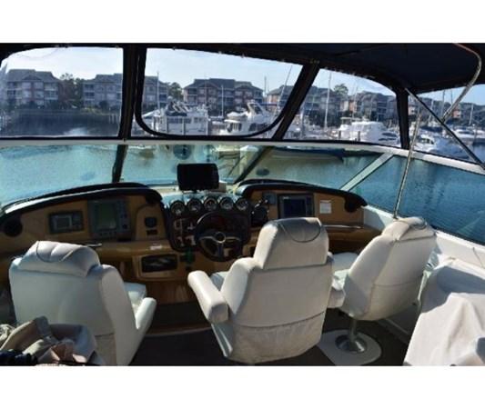 Helm 2 2001 CARVER 46 Motor Yacht Motor Yacht 2524735