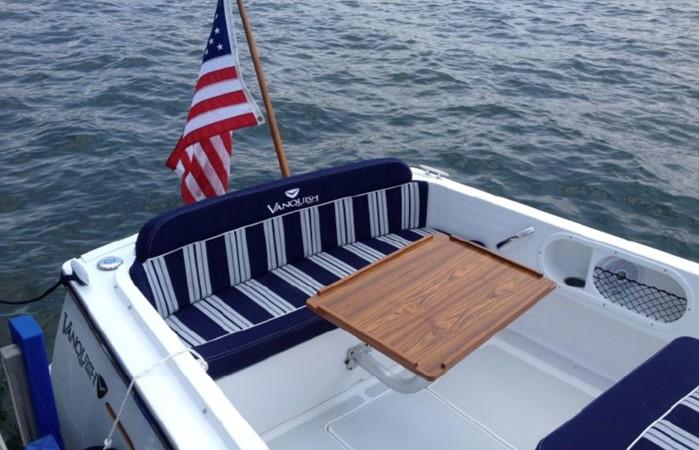 2015 Vanquish Boats  24 RA Runabout 2525669