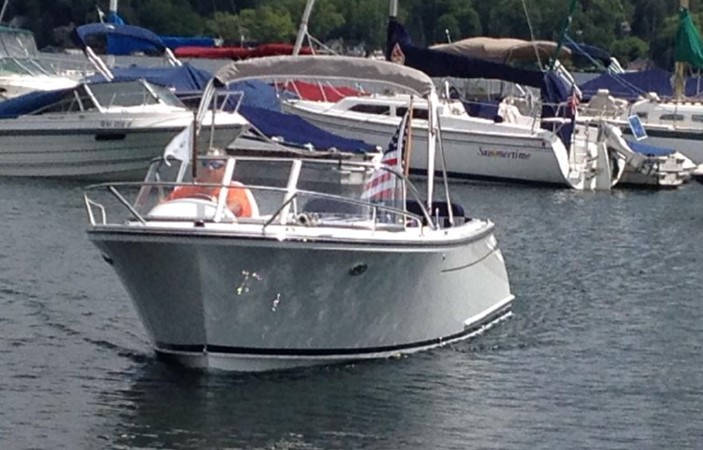 2015 Vanquish Boats  24 RA Runabout 2525671
