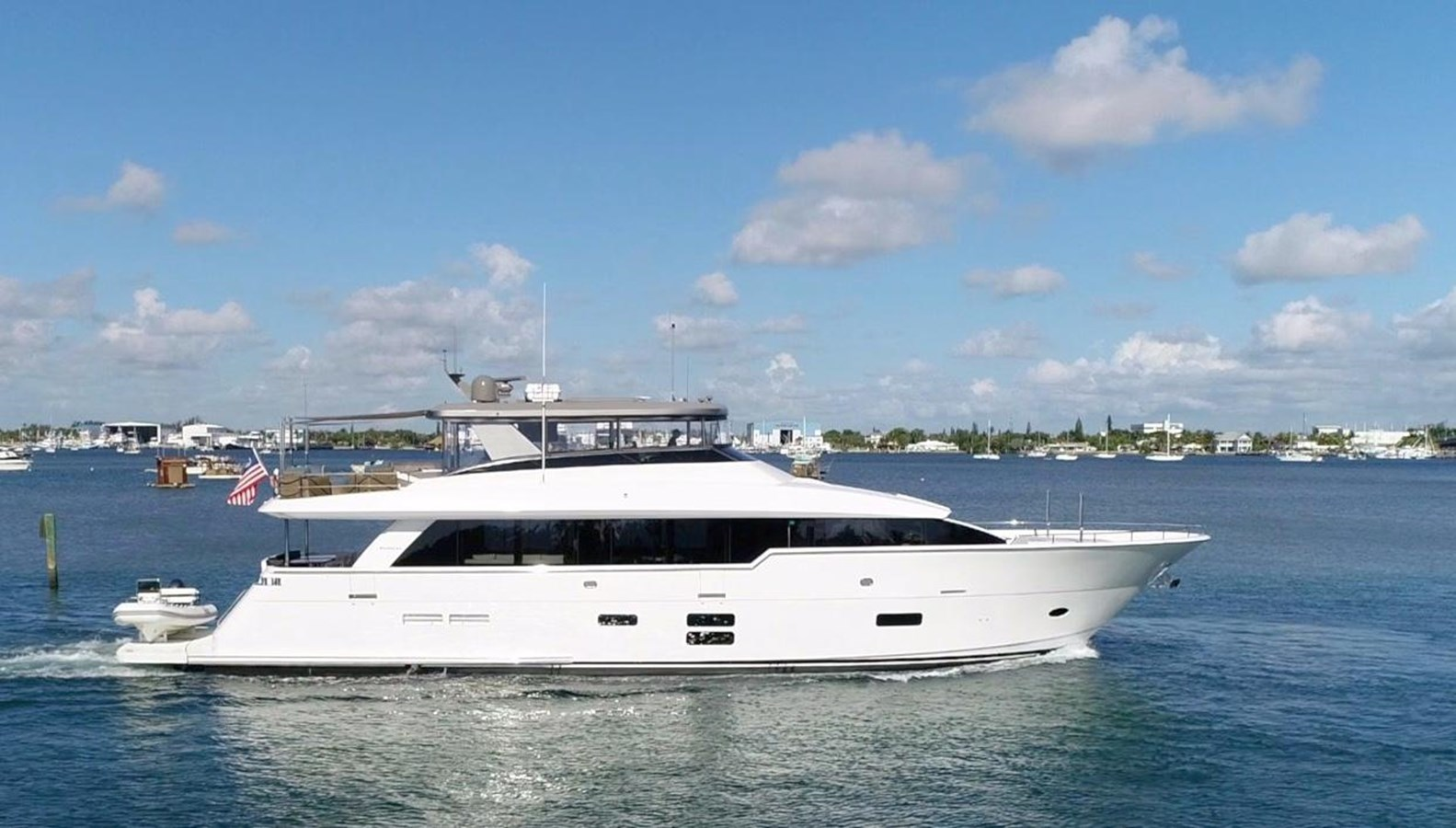 SNOWGHOST yacht for sale