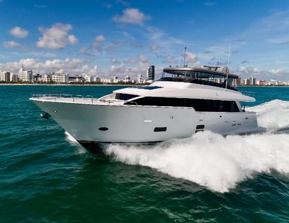2018 HATTERAS M90 Panacera  Motor Yacht 2526211