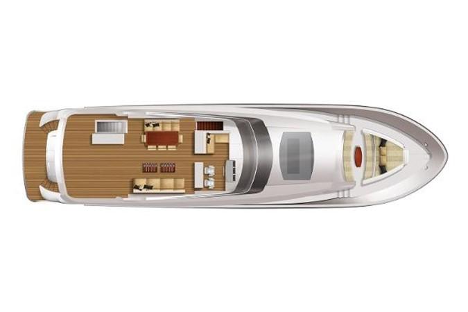 2018 HATTERAS M90 Panacera  Motor Yacht 2526268
