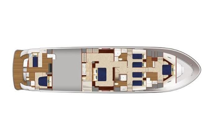2018 HATTERAS M90 Panacera  Motor Yacht 2526270