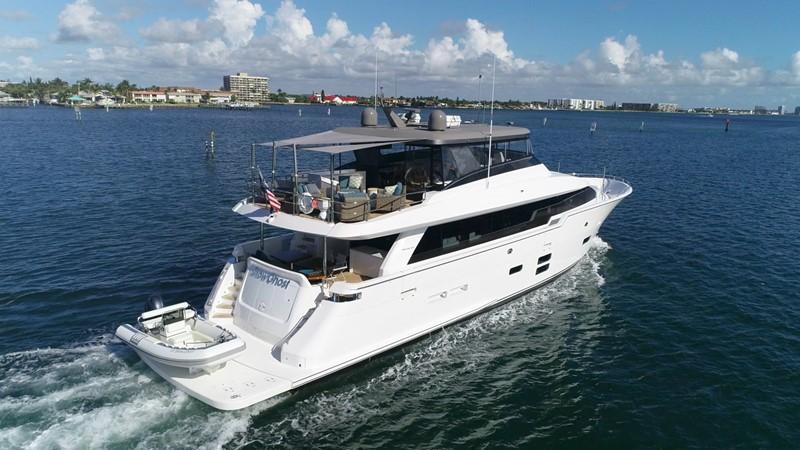 2018 HATTERAS M90 Panacera  Motor Yacht 2538440