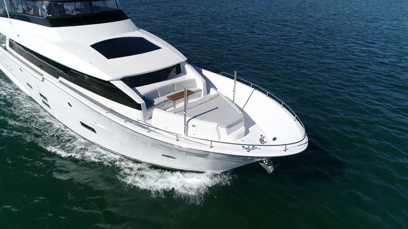 2018 HATTERAS M90 Panacera  Motor Yacht 2538443