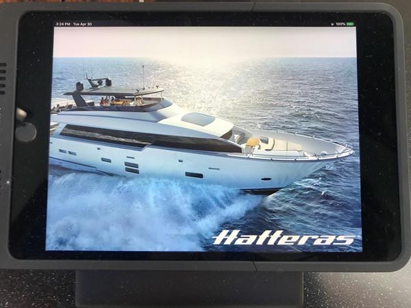 2018 HATTERAS M90 Panacera  Motor Yacht 2538452