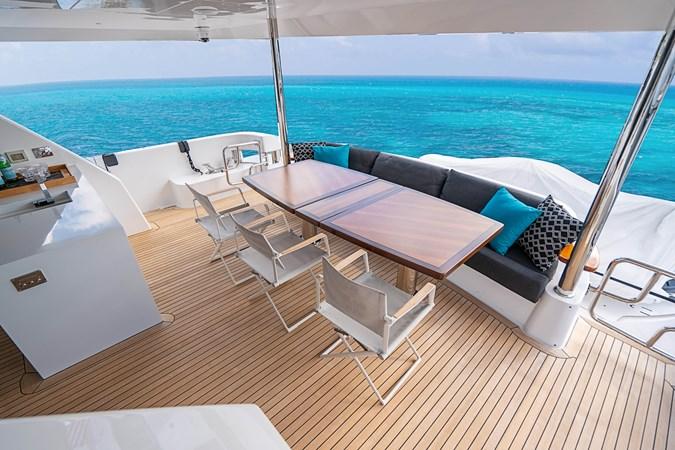 2018 HATTERAS M90 Panacera  Motor Yacht 2812381