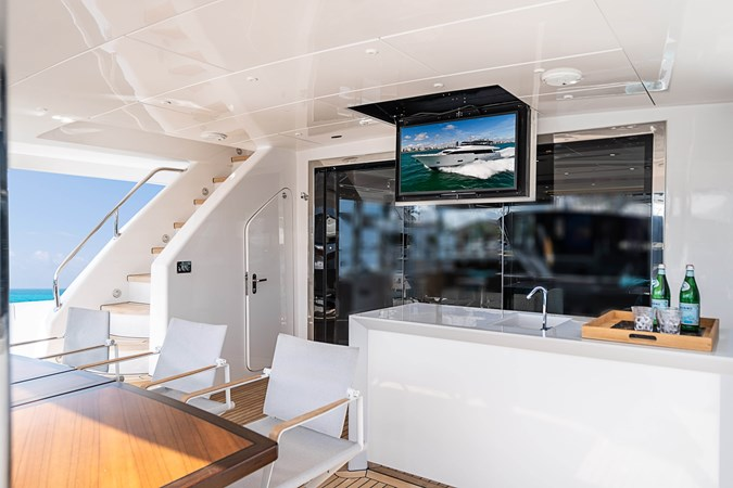 2018 HATTERAS M90 Panacera  Motor Yacht 2812383