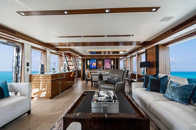 2018 HATTERAS M90 Panacera  Motor Yacht 2812393