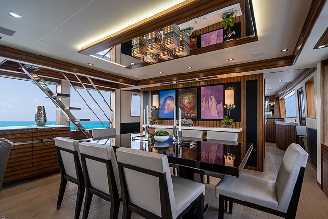 2018 HATTERAS M90 Panacera  Motor Yacht 2812556