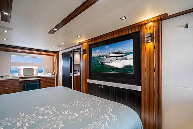 2018 HATTERAS M90 Panacera  Motor Yacht 2812570