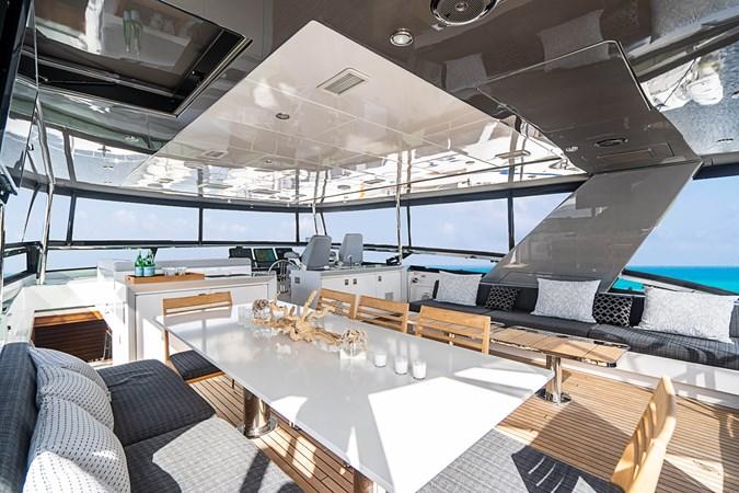2018 HATTERAS M90 Panacera  Motor Yacht 2812588