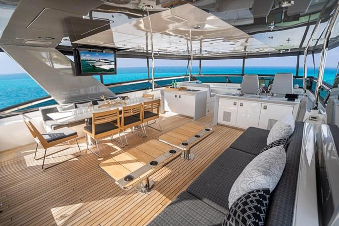 2018 HATTERAS M90 Panacera  Motor Yacht 2812589