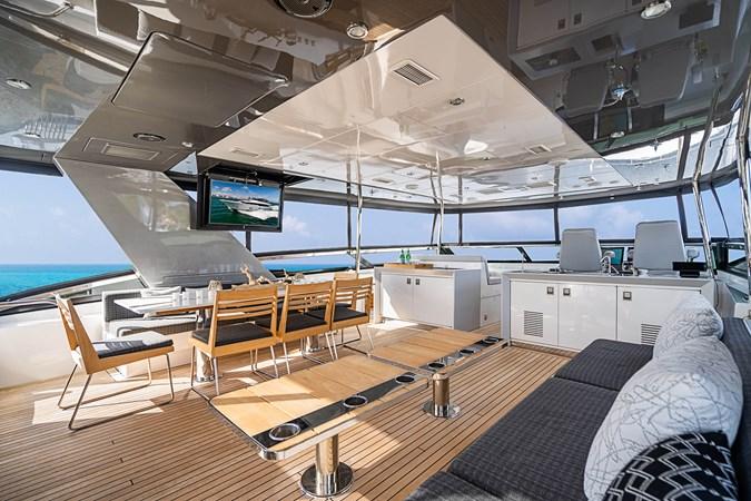 2018 HATTERAS M90 Panacera  Motor Yacht 2812590