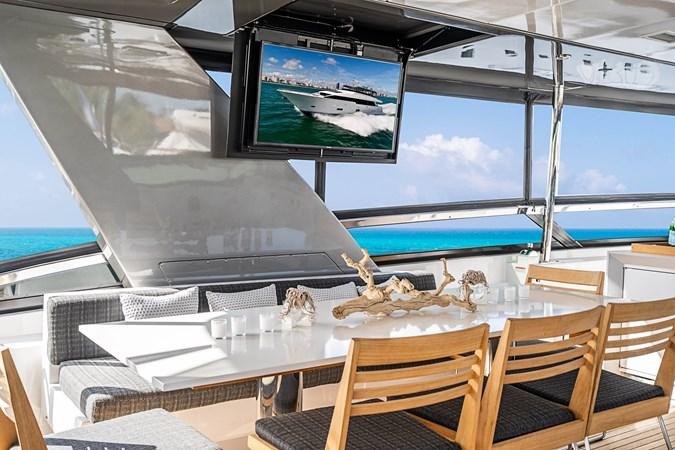 2018 HATTERAS M90 Panacera  Motor Yacht 2812591