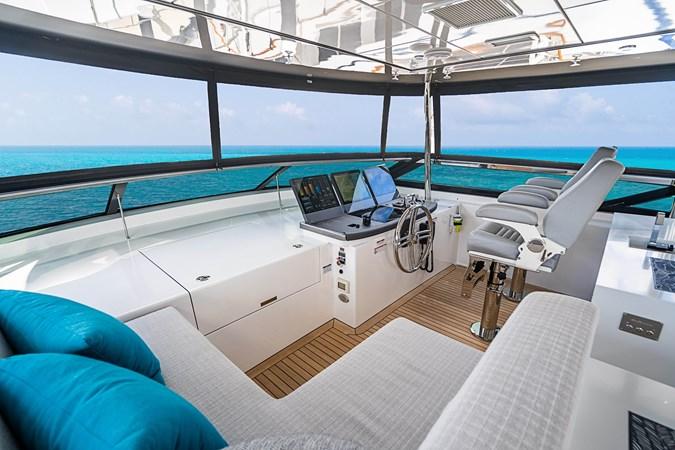 2018 HATTERAS M90 Panacera  Motor Yacht 2812592