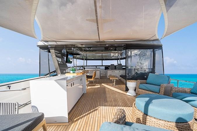 2018 HATTERAS M90 Panacera  Motor Yacht 2812597
