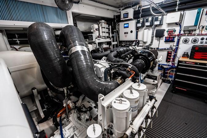 2018 HATTERAS M90 Panacera  Motor Yacht 2812610