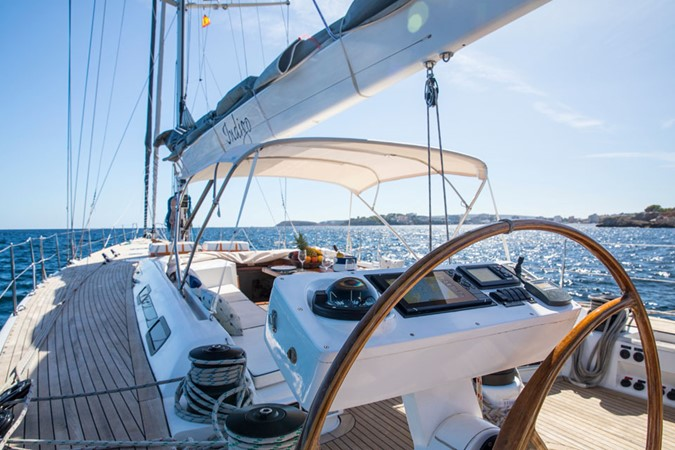 2010 ML SHIPYARD Soto 83 Custom Sloop Cruising Sailboat 2526277