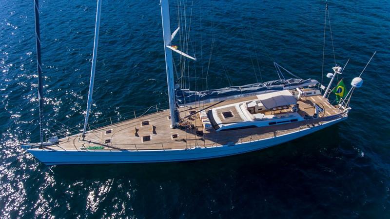 2010 ML SHIPYARD Soto 83 Custom Sloop Cruising Sailboat 2526288