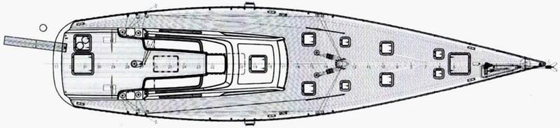 2010 ML SHIPYARD Soto 83 Custom Sloop Cruising Sailboat 2526304