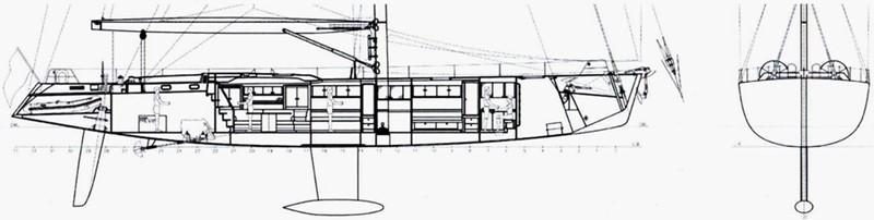 2010 ML SHIPYARD Soto 83 Custom Sloop Cruising Sailboat 2526305