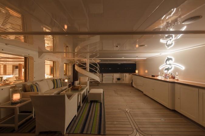 Main Deck Outside Lounge 1957 SCHEEPSWERF SMIT  Motor Yacht 2527123
