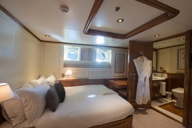 Double Guest Suite 1957 SCHEEPSWERF SMIT  Motor Yacht 2527128