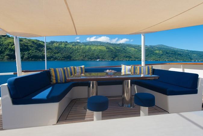 Sun Deck Seating 1957 SCHEEPSWERF SMIT  Motor Yacht 2527141