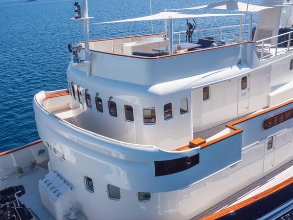 Wheelhouse 1957 SCHEEPSWERF SMIT  Motor Yacht 2527148