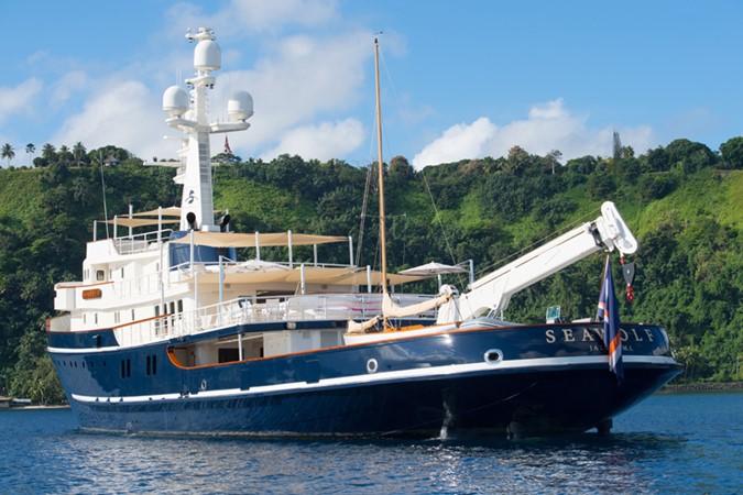 Profile Stern 1957 SCHEEPSWERF SMIT  Motor Yacht 2527154