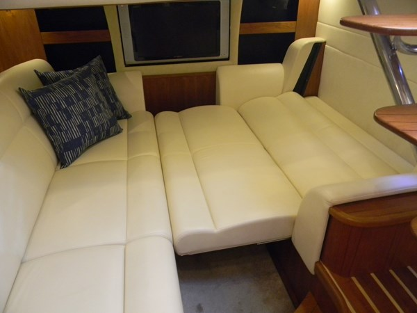 Theater Room Converted 2008 TIARA 3900 Sovran Cruiser 2528033
