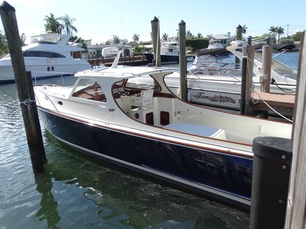 1997 HINCKLEY  Cruiser 2528580