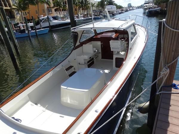1997 HINCKLEY  Cruiser 2528582