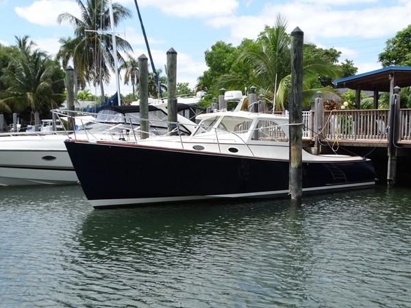 1997 HINCKLEY  Cruiser 2528816