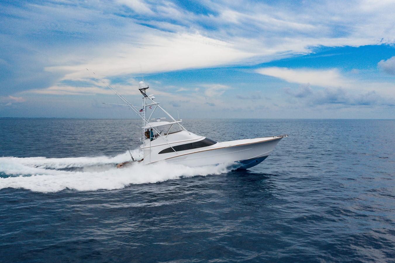 2011 F&S BOATWORKS Custom Convertible Sport Fisherman 2593986