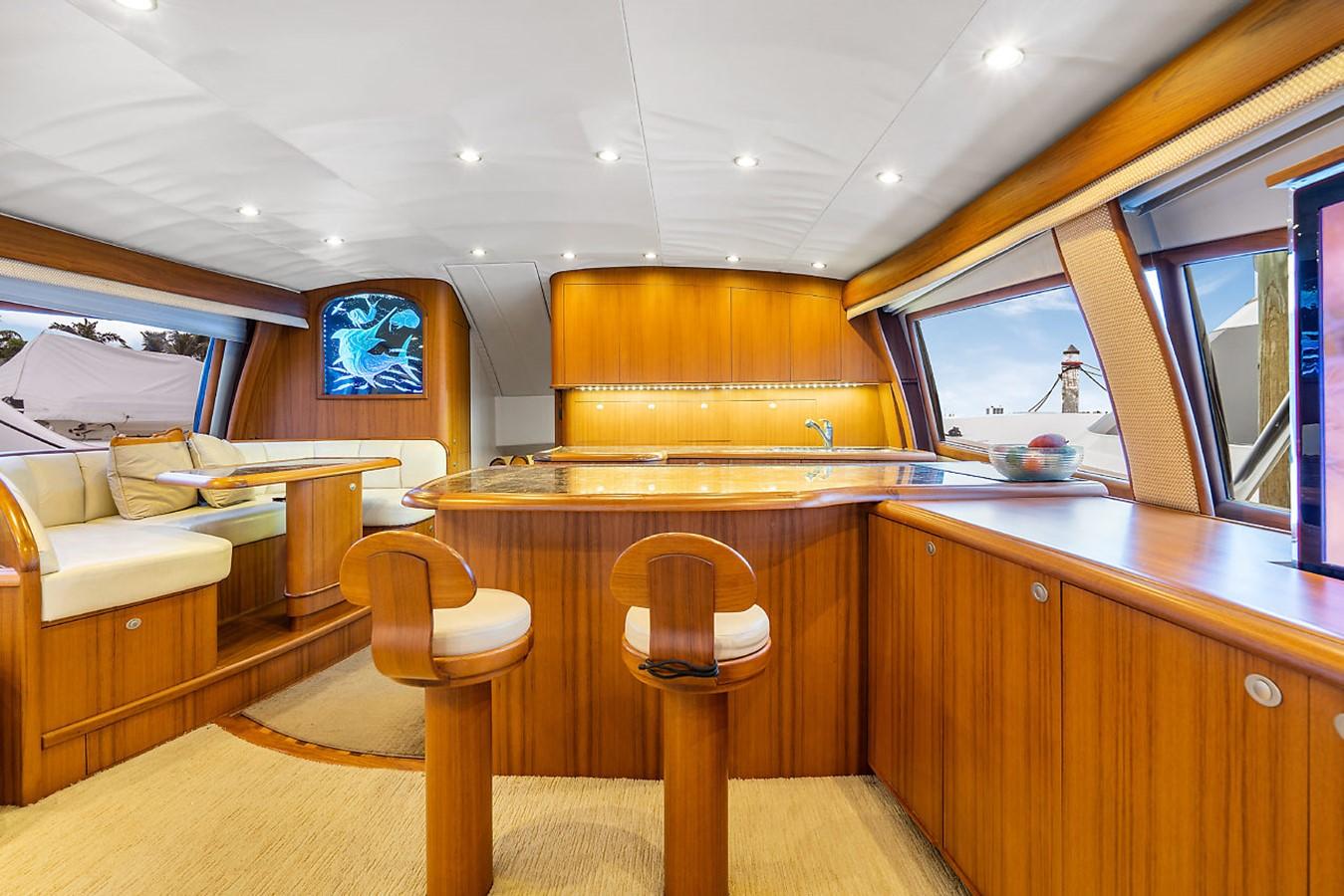 2011 F&S BOATWORKS Custom Convertible Sport Fisherman 2593988
