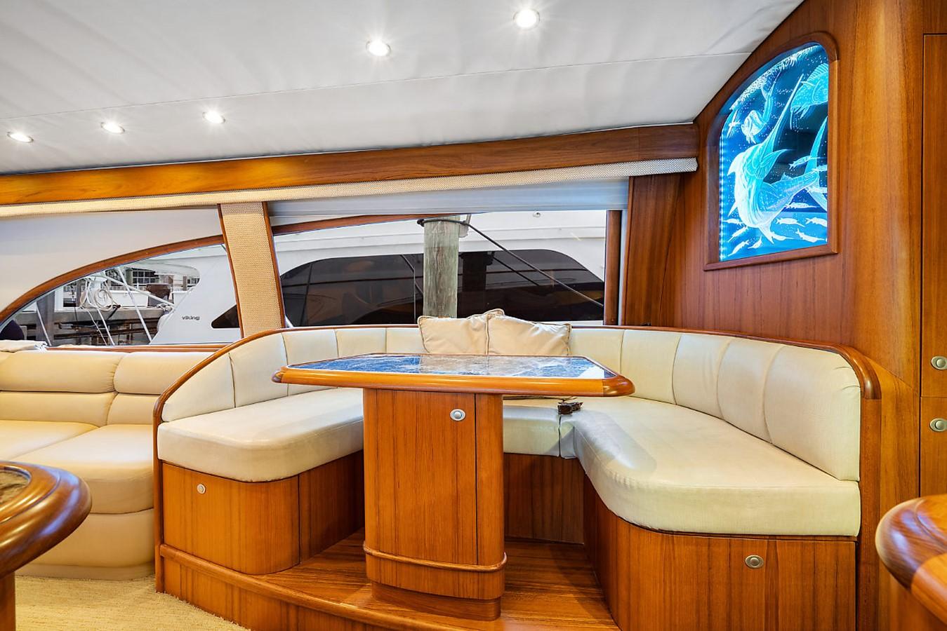 2011 F&S BOATWORKS Custom Convertible Sport Fisherman 2593990