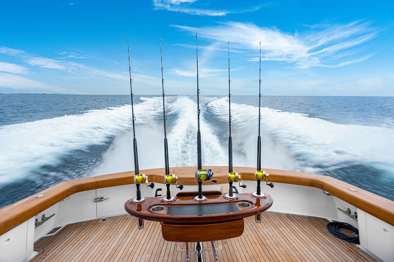 2011 F&S BOATWORKS Custom Convertible Sport Fisherman 2593992