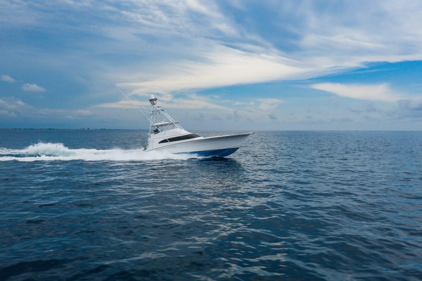2011 F&S BOATWORKS Custom Convertible Sport Fisherman 2594013