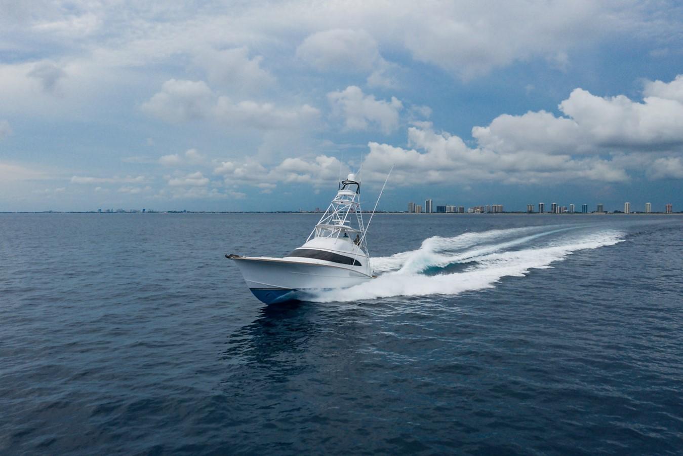 2011 F&S BOATWORKS Custom Convertible Sport Fisherman 2594016