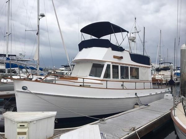 1972 GRAND BANKS  Trawler 2529789